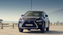 Our Test Drive: the Lexus RX450h