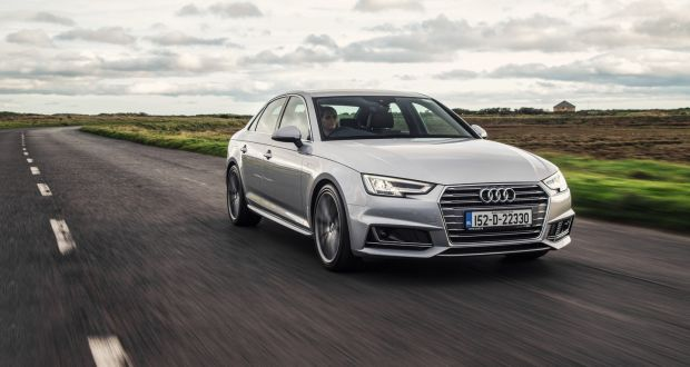 Road Test Audis Slick A Stays Ahead Of The Curve - Car leasing ireland audi