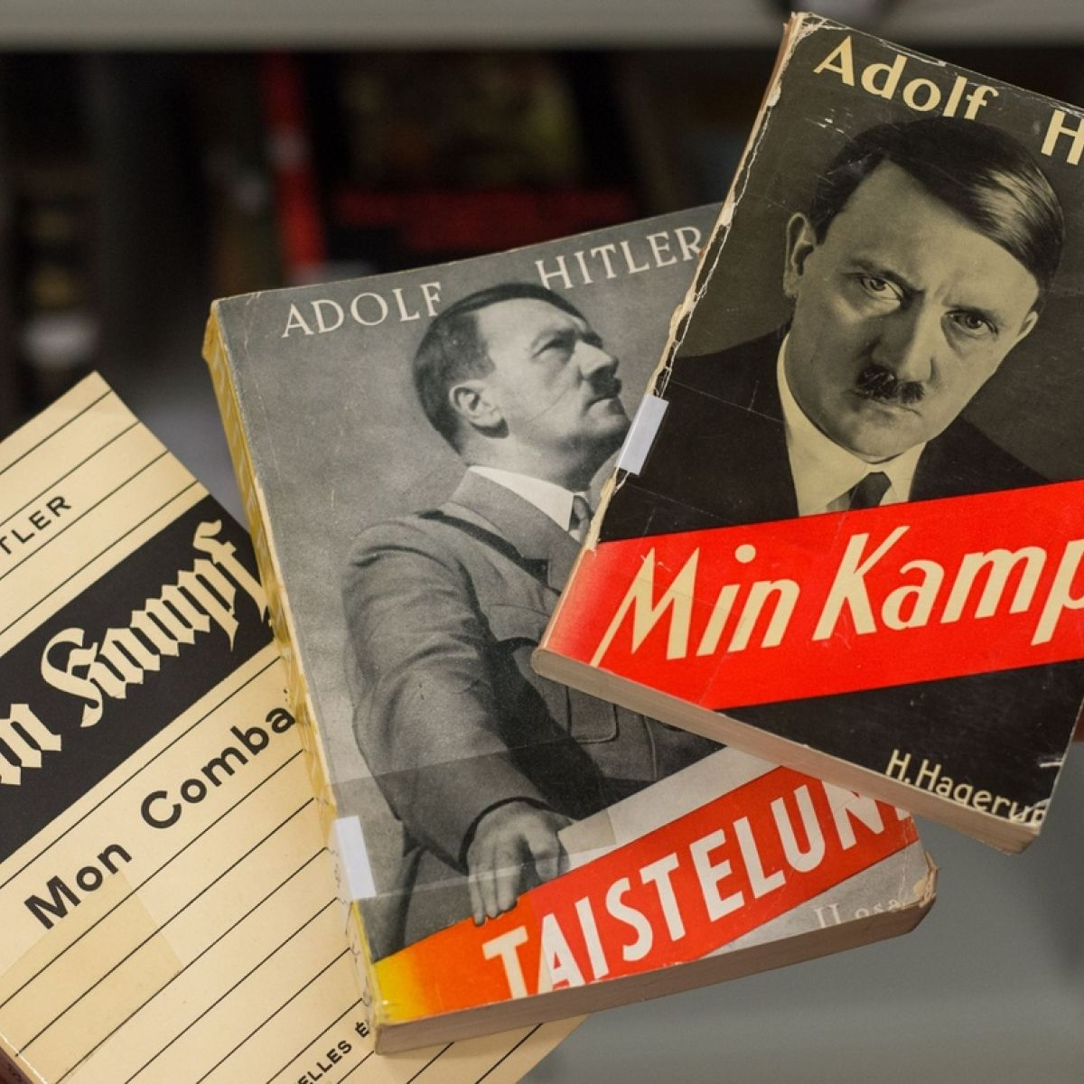 The return of Mein Kampf to Hitler 83
