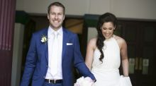 Our Wedding Story: First kiss felt like 'winning the lottery'