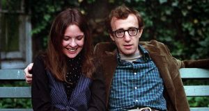 Love, actually:  Diane Keaton and Woody Allen in Annie Hall (1977)