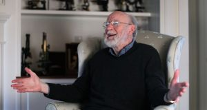 Irish-born Nobel Prize laureate William C. Campbell has warned of the great cost of a decline in the kind of scientific research that lead to him beating the parasitic infection that leads to river blindness