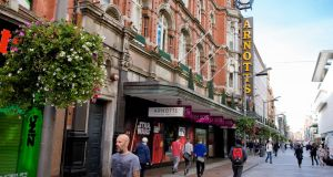 Selfridges Group announced the acquisition of Arnotts department store in November. Photograph: Mark McCall