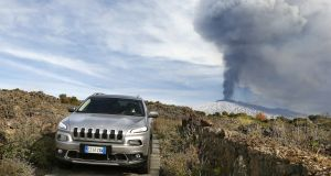 Prepping for its 75th anniversary next year, Jeep is one of those brands that has things you don't quite expect, including an off-road ability that allows it to climb to the summit of an active volcano