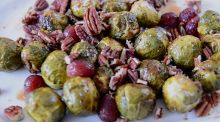 Lilly Higgins's Christmas Special: Balsamic roast brussel sprouts