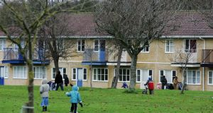 Housing in Mosney for asylum seekers. File photograph: Frank Miller
