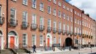 A group of investors paid more than €18 million for the block of houses at 72-74 Harcourt Street in Dublin. Photograph: Donal Murphy