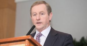 """Innovation 2020 is a fundamental part of our plan to keep the recovery going,"" Taoiseach Enda Kenny said. Photograph: Gareth Chaney Collins"