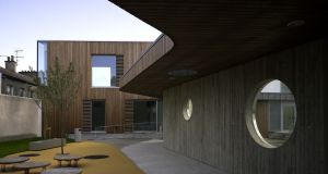 McCullough Mulvin designs: Bessboro House, Cork