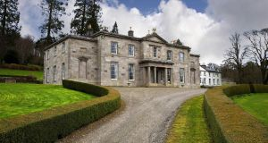 Country top sales 2015: 5. Capard House, Co Laois, region €4.75 million. Savills Country Homes