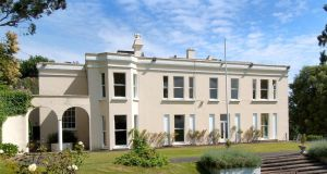 Dublin top sales 2015: 2. Strathmore House, Killiney, €7.5 million. Sherry FitzGerald