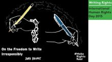 Writing Rights: On the Freedom to Write Irresponsibly by Sara Baume