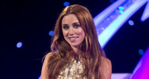 Singer Una Healy on her RTÉ show Una's Dream Ticket, which  Tyrone Productions Limited makes: the television firm suffered losses in 2014. Photograph: Kyran O'Brien