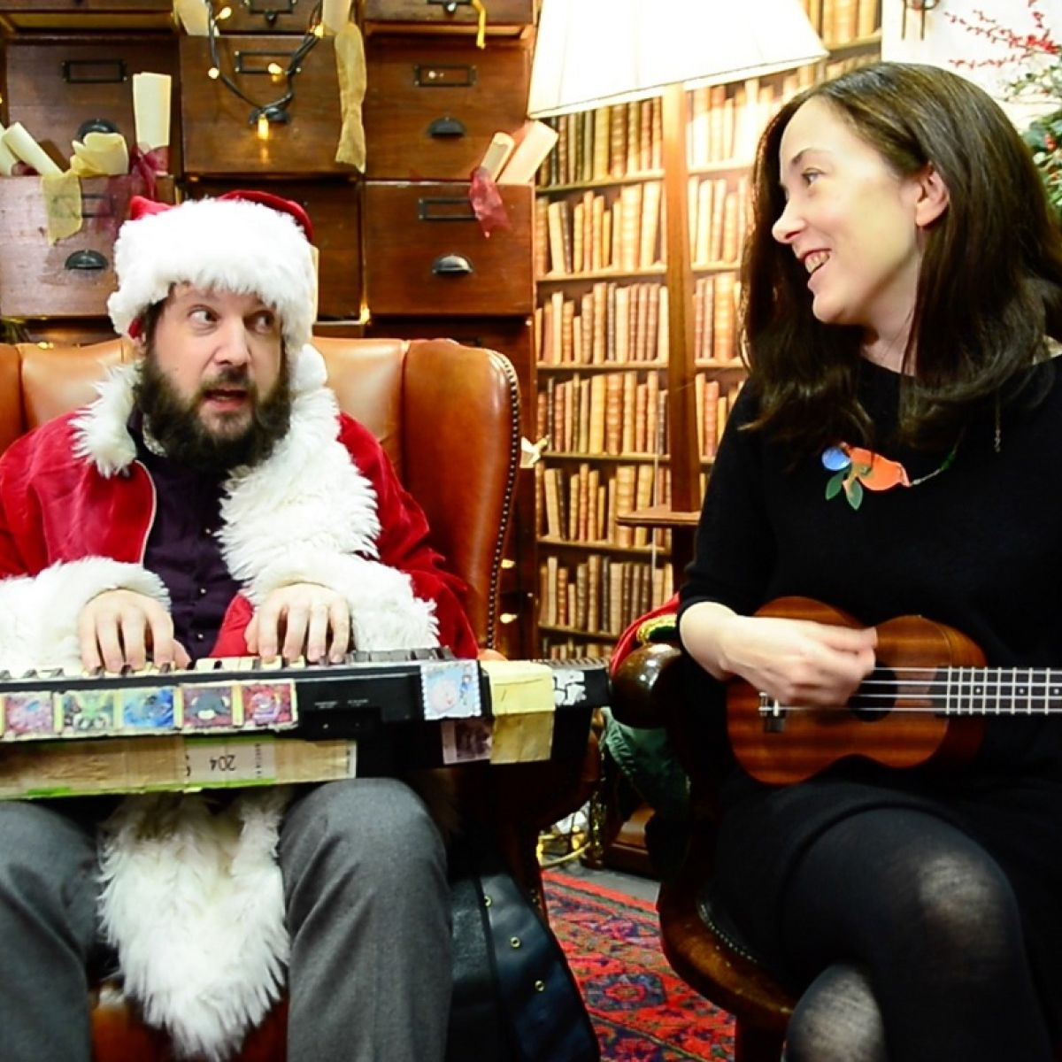 How to write a Christmas hit and get rich (fingers crossed)