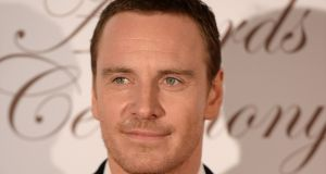 Michael Fassbender has been nominated at the Golden Globe Awards. File photograph: Dara Mac Dónaill / The Irish Times
