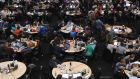 "The 24-hour TechCrunch Disrupt ""hackathon"" in London last weekend"
