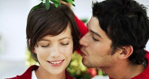 Prolonged kissing – not just a peck – reduces some allergic responses among kissers. Photograph: Thinkstock