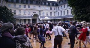 Centre Culturel Irlandais: the Paris centre's annual swing ball