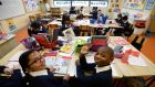 Again and again, research has shown that denominational schools are far more likely to contain minorities such as travellers or immigrant children, and to welcome them. Photograph: Dara Mac Donaill / The Irish Times