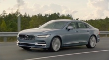 Our Test Drive: the Volvo S90
