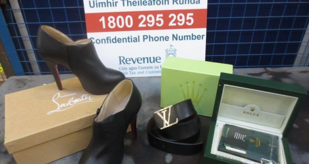 On trail of traders aiming to make €150m from fake goods