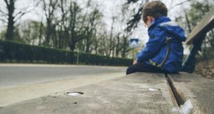 A shocking 11.2 per cent of our children – 140,000 of them – were in consistent poverty last year. Photograph: Thinkstock