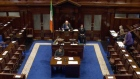 Minister of State talks to herself in Dáil as TDs fail to attend