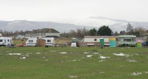 "Travellers are described as ""one of the most marginalised and excluded...groups in Irish society"". Photograph: Alan Betson"