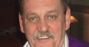 Paul Attley (55), of Kilternan, Glencullen, Co Dublin, died after a single-vehicle road crash on February 28th last. File photograph: RIP.ie