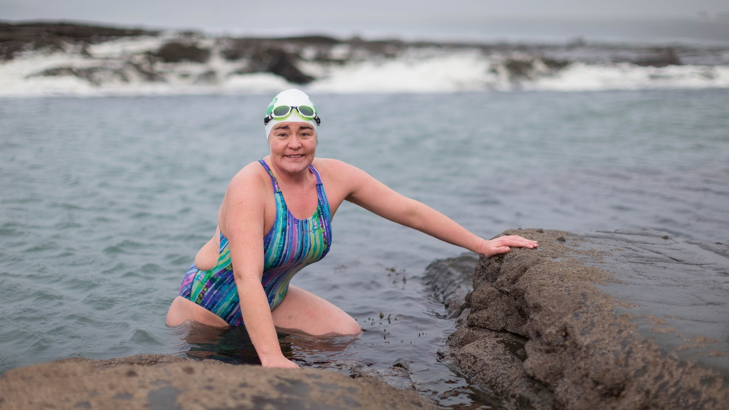 Fionnuala Walsh: Long distance swimming is meditation