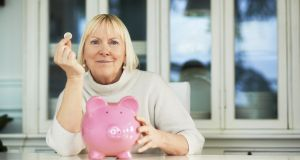 An article about pensions and women was widely read this year. Photograph: Thinkstock