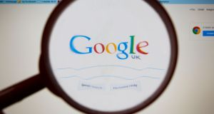 You wanted to know how to  de-Google your life in six steps. Photograph: Chris Ison/PA Wire