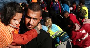 Exodus: 2015 the year of the migrant