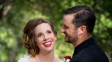 Our Wedding Story: By the time I got  to Phoenix, I was smitten