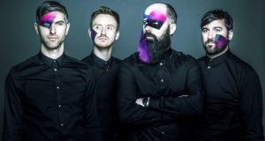 Le Galaxie: part of the spectacular New Year's Festival taking place on St Stephen's Green