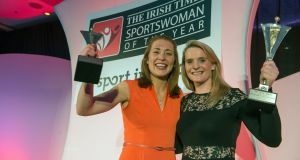 Briege Corkery and Rena Buckley named Sportswomen of the Year