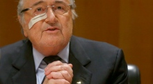 Blatter: 'I will fight for me, and I will fight for Fifa'