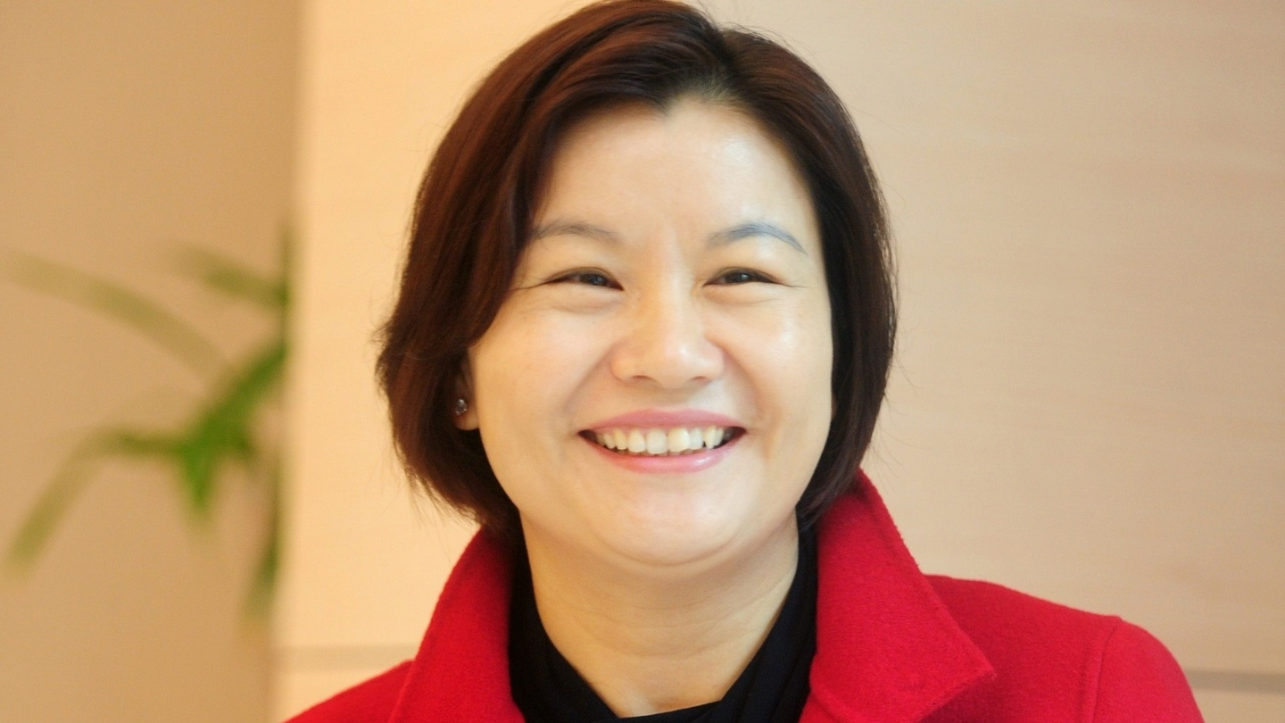 Woman world asian richest in the The 10