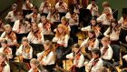 Check out the work of the Dublin Youth Orchestras, above, at the NCH on January 9th