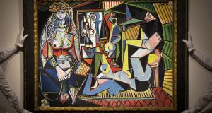 Picasso's 'Les Femmes D'Alger' sold for €158 million