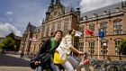 Continental college life: students at the University of Groningen