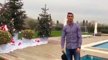 No 7: Cristiano Ronaldo shows off his lavish home