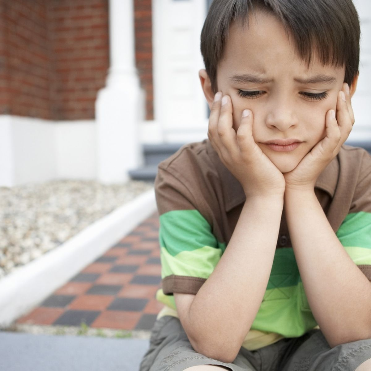 Ask the expert: My 7-year-old son says he hates himself