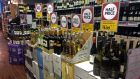 The Government's plans for minimum unit pricing on alcohol may not find support from Europe. Photograph: Eric Luke