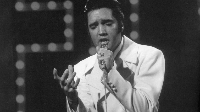 An Irishman's Diary about Elvis Presley and 'If I Can Dream'