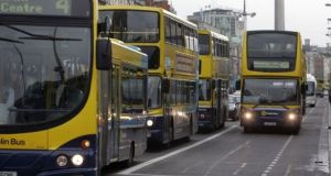 "Dublin Bus said the system will provide reduced and more consistent journey times, greater reliability, reduced waiting times at stops, and prevent "" bunching"" of buses."