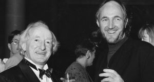 Michael D Higgins and Joe Jackson: In the interview, Mr Higgins highlighted his belief that culture can be a site of ideological struggle and that art can be used in a hegemonic sense.