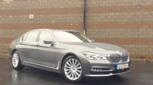 Our Test Drive: the BMW 7 Series