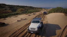 Our Test Drive: the Jeep range