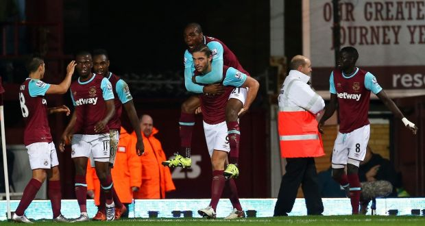 9c3081345 West Ham come from behind to beat Southampton